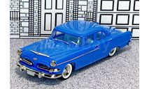 BRK 097 Brooklin 1/43 Dodge Coronet 4-door Sedan Hard Top 1955 blue, масштабная модель, scale43