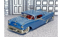 № 1-993 Goldvarg Collection 1/43 Oldsmobile Starfire 98 Coupe Hard Top 1957 blue met.
