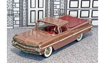 BRK 046 Video Brooklin 1/43 Chevrolet El Camino Pick-Up 1959 brick, масштабная модель, scale43