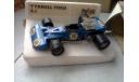 Polistil  1/25 FX1 Tyrrell Ford F1 (Italy 1974), масштабная модель, scale43