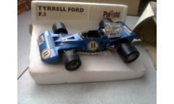 Polistil  1/25 FX1 Tyrrell Ford F1 (Italy 1974)