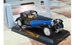 SOL022-Z1 Solido 1/43 Bugatti Royale 1928