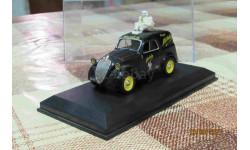 MCOL-008 Altaya 1/43 Simca 5 Fourgonnette Michelin La Collection