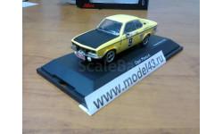 03442 Schuco 1/43 Opel Manta A 'Conrero'Rally Monte Carlo 1972, масштабная модель, 1:43