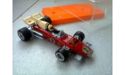 Mebetoys 6671 1/28 Ferrari 312 B2 (made in Italy), масштабная модель, scale24