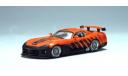 Autoart 60422 1/43 DODGE VIPER COMPETITION CAR 2004 'GO MAN GO' (ORANGE), масштабная модель, scale43
