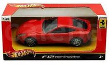 X5534 Hot wheels 1/43 2011 Ferrari FF *Heritage series*, red, масштабная модель, scale43