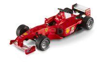 p9943 Hot Wheels Elite 1/43 2000 Ferrari F1 F2000 M.Schumacher #3, масштабная модель, scale43