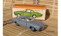 Alfa Romeo Guilia SS(металл)серый, масштабная модель, Ленинград ОЗМГиС, 1:43, 1/43