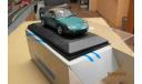 430 063040 Minichamps 1/43 Porsche 911 Cabriolet 1994 soft top green met., масштабная модель, 1:43