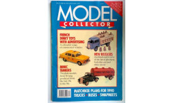 журнал Model Collector(Англия) 12/89-01/90, стр.80