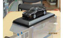 430 065101 Minichamps 1/43 Porsche Carrera RS 1995 black, масштабная модель, scale43