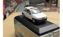 430 085001 Minichamps 1/43 Ford Fiesta 1995 white, масштабная модель, scale43