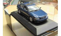 430 171500 Minichamps 1/43 Volvo S40 Saloon 1996 blue metallic, масштабная модель, scale43