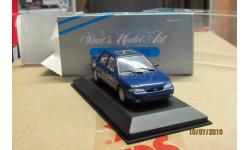 Min 082002 Minichamps 1/43 Ford Mondeo Limousine isisblau 1