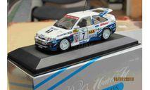 430 948107  Minichamps 1/43 Ford Escort RS 1000Lakes Rally #7 T.Makinen, масштабная модель, 1:43