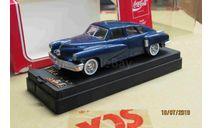 4524 Solido 1/43 Tucker 1948 blue, масштабная модель, scale43