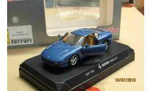 ART.190 CDC-Detail cars 1/43 Ferrari 456GT 1992 blue met., масштабная модель, scale43