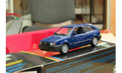 1001 Schabak 1/43 VW Polo coupe  blue, масштабная модель, scale43, Volkswagen