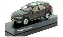 80422318969 Paragon 1/43 BMW X5 F15, 2014 (sparkling brown), масштабная модель, scale43