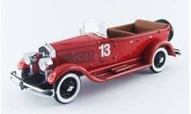 4402 Rio 1/43 ISOTTA FRASCHINI 8A SPYDER - Coppa del Lazio 1922 - Felice/Bianchi/Andreoli, масштабная модель, scale43