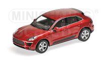 410062600 Minichamps 1/43 Porsche Macan - 2013 - красный, масштабная модель, scale43