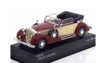 WB258 Whitebox 1/43 Horch 853A Cabriolet 1938, масштабная модель, scale43