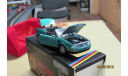 1051 Schabak 1/43 Audi Cabrio green, масштабная модель, scale43