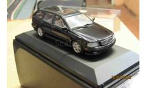 430 171511 Minichamps 1/43 Volvo V40 Break 1996 black, масштабная модель, 1:43