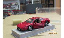 CDC-Detail cars 1/43 Ferrari 348 TB red, масштабная модель, scale43