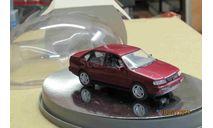 1044 Schabak 1/43 VW Passat 1993 VR6 dark  red, масштабная модель, scale43, Volkswagen