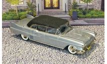USA-1 Usa Models1/43 Cadillac Fleetwood 75 Limousine Hard Top 1958 Silver, масштабная модель, scale43