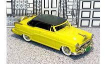 BRK 030A Brooklin 1/43 Dodge Royal 500 Conv.Top Down 1954 yellow, масштабная модель, scale43