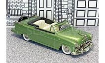 BRK 030A Brooklin 1/43 Dodge Royal 500 Conv.Top Down 1954 green  met., масштабная модель, scale43