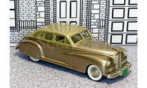 BRK 018L Brooklin 1/43 Packard Clipper Hard Top C.T.C.S. L.E.1 of 400 1941 gold met., масштабная модель, scale43