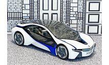 80422225391 Paragon 1/43 BMW Vision Efficient Dynamics 2009 white/blue, масштабная модель, scale43