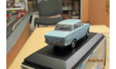 430 043001 Minichamps 1/43 Opel Kadett A Limousine 1962-65 gray, масштабная модель, scale43
