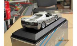 430 075150 Minichamps 1/43 Ferrari F 50 1995 silver