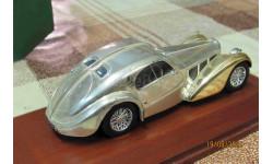 CR07 Altaya 1/43 Bugatti 57SC Coupe Atlantic gold
