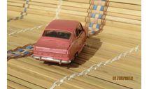Кругозор 1/43 Опель Кадет красный, масштабная модель, Opel, 1:43