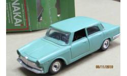 Москва Кругозор 1/43 Alfa Romeo 2600, масштабная модель, scale43