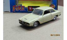 Сихарули Тбилиси №7 1/43 Alfa Romeo 2600 (металл) бежевый, масштабная модель, scale43