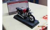 Мотоцикл ИЖ Юпитер-5   1/24, масштабная модель мотоцикла, СССР, scale24