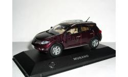 Nissan Murano 2009(2010) Z51 LHD J-collection 1-43 Ниссан Мурано 4x4 ЛЕВЫЙ РУЛЬ! - БОРДО