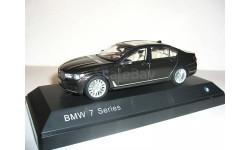BMW 7-Series NEW 2016г. (G12) Jadi / Paragon 1:43 БМВ 7 коричневый / BROWN, масштабная модель, 1/43