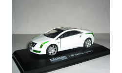Cadillac Conver J (ELR) 2013г 1-43 Luxury Diecast - - - Кадиллак ЕЛР