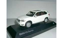 BMW X5 F15 2013г 1:43 Paragon/Jadi БМВ Бумер ИКС-5 БЕЛЫЙ, масштабная модель, 1/43