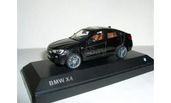 BMW X4 (xDrive 3.5d) 2014года (F26) 1:43 Paragon/Jadi БМВ Бумер ИКС-4 ЧЁРНЫЙ, масштабная модель, 1/43