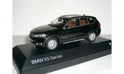 BMW X5 F15 2013г 1:43 Paragon/Jadi БМВ Бумер ИКС-5 чёрный, масштабная модель, 1/43