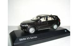 BMW X5 F15 2013г 1:43 Paragon/Jadi БМВ Бумер ИКС-5 т.коричневый / brown, масштабная модель, 1/43